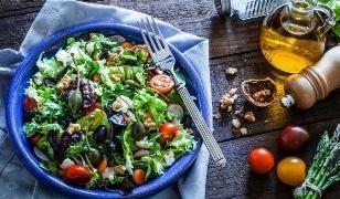 Vegetariano y diabetes